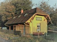 Ferienhaus Bahnhof Grüntal