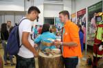 Informationen zur Studien- und Berufswahl bekommen Interessiert bei TopJob