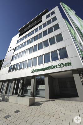 Verlagsgebäude Oberndorf am Neckar