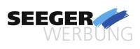 Seeger-Werbung