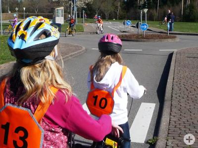 Radfahrausbildung