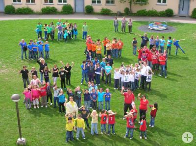 Schüler der Christophorusschule