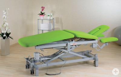 Komplettausstatter für Physiotherapie