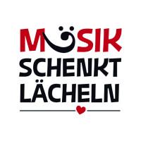 Musik schenkt Lächeln Logo