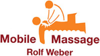 Mobile Massage mit Logo