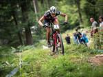 Hanna Klein bei der Mountainbike Bundesliga 2019