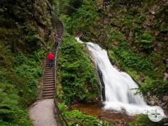 Die Allerheiligen Wasserfälle